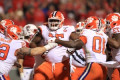 Watch: 330-pound Clemson lineman scores Big Man TD