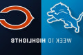 Trubisky, Bears hang on to beat Lions 20-13 as Stafford sits