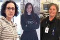 Denouncing sexism and double standards, Quebec women wear hoodies to work