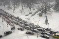 Over 400 Car Crashes Were Reported In Ontario During Last Night's Snow Storm