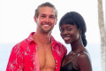 'He was really keen on the blondes!' Ousted Love Island Australia stars claim that Aaron Shaw is just using Cynthia Taylu to win the series