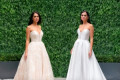 Designer creates range of reversible wedding dresses to give brides options on their big day