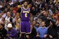 Lakers' Anthony Davis to sit out vs. Warriors Wednesday with sore ribs