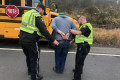 Oregon school bus driver accused of DUI after crashing bus with 10 students