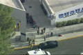 Saugus shooting live updates: At least 7 injured at high school, suspect at large