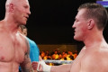 Barry Hall-Paul Gallen bout ends in draw