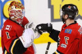 Flames with more than hockey on their minds as Brodie recovers at home