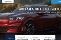 Ford Mustang Mach-E electric SUV leaks ahead of LA debut