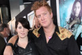 Queens of the Stone Age singer Josh Homme splits from wife of 12 years