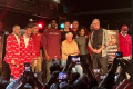 Bob Knight makes a surprise appearance at Bloomington bar — and grabs the mic