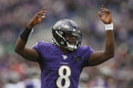 Jackson, defense dominate in Ravens' win over Texans