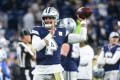 Prescott throws for 400 yards, leads Cowboys past Lions, 35-27