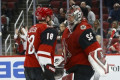 Garland, Raanta lead Coyotes to 3-0 win over Kings