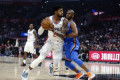 George's 3 helps Clippers edge Thunder 90-88