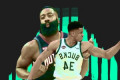 Giannis Antetokounmpo vs. James Harden for MVP is even better this year