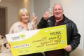 First picture of lucky Leixlip man who won €500,000 in Euromillions Plus