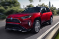 The 2021 Toyota RAV4 Prime Plug-In Packs 302 Scintillating HP