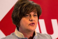 Arlene Foster challenges Sinn Fein to condemn attempted murder of her father and DUP deputy Nigel Dodds