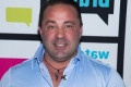 Joe Giudice Is Ready for Christmas in Italy With His Daughters