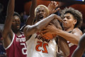 No. 7 Virginia beats UMass 58-46 in Tip-Off Tournament