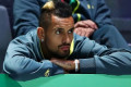 Australian Tennis great casts doubt over Kyrgios' work ethic