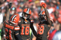 Browns rout Dolphins 41-24 in first game since Garrett mess