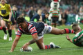 Latrell Mitchell: Wests Tigers anxiously awaiting Sydney Roosters star's next move
