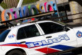 Police seek four suspects after alleged gunpoint carjacking in Toronto