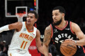 Raptors fight back and fend off the Hawks, 119-116