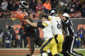 Rudolph fined $50k as NFL punishes 33 players for Steelers-Browns brawl