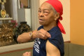 A drunk man broke into her house. This 82-year-old bodybuilder 'did a number' on him, she says.