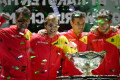 I had nothing left to give, says Nadal after Spain win Davis Cup
