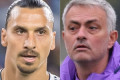 Mourinho rules out Tottenham move for Ibrahimovic