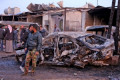 Turkey says car bomb kills 17 near Syria's Ras al Ain