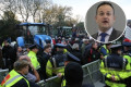 Leo Varadkar defends Government agriculture policies as massive farmers' protest rolls on in Dublin
