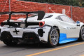 Wild Ferrari prototype spied by Motor1.com reader
