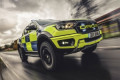 Phwoar and order: Ford Ranger Raptor joins the police