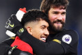 Alisson: Liverpool deserve to win Premier League