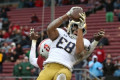 Blocked punt ignites Notre Dame to win over Stanford