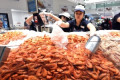 130 tonnes of prawns to be sold at Xmas