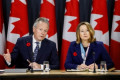 Canada's economy is resilient, but headwinds will keep the Bank of Canada in its holding pattern