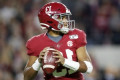 Alabama quarterback Tua Tagovailoa 'not too sure' he'll leave for NFL draft