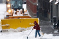 Massachusetts officials plead with people not to stick hands in snowblowers after multiple injuries