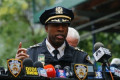 NYPD gets first black chief of detectives