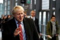 'Nervous' PM Johnson promises Brexit and less immigration ahead of election
