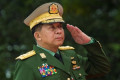 US slaps sanctions on Myanmar military chief over Rohingya abuses