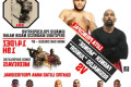 Warriors Of God 1: Evento em Mogi das Cruzes trás MMA e lutas medievais neste final de semana