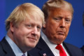 After UK election, Trump sees 'harbinger' of things to come