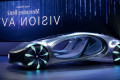 Mercedes' CES showcar is an Avatar-inspired look at an autonomous future