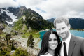 Meghan Markle and Prince Harry's Unusual, Rustic Island Paradise